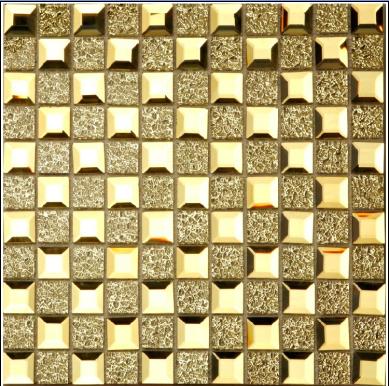 金钻玻璃马赛克sjg049